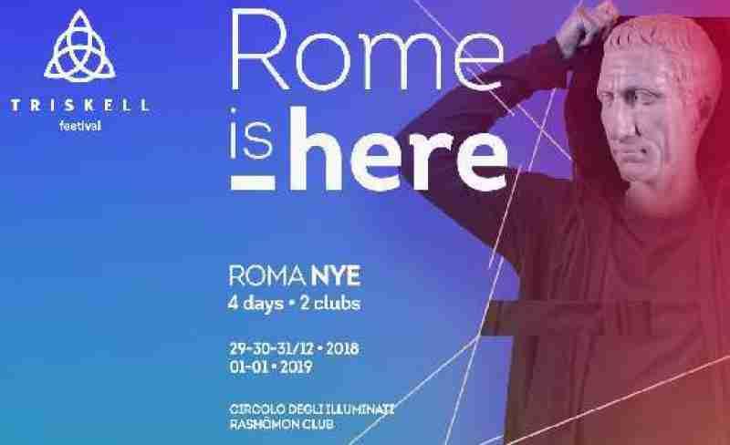 Capodanno Circolo degli Illuminati Roma