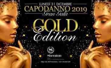 Capodanno Sheraton Roma - Gold Edition 2019