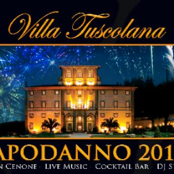 Capodanno Villa Tuscolana 2017