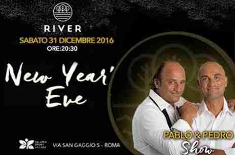 Capodanno River Cafè