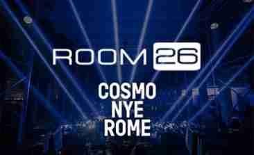 Capodanno Room 26 Roma
