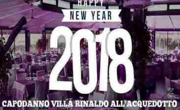 Capodanno Villa Rinaldo