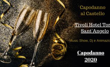 Capodanno Hotel Torre Sant'Angelo Tivoli