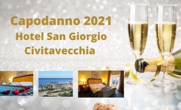 Capodanno 2021 Hotel San Giorgio Civitavecchia