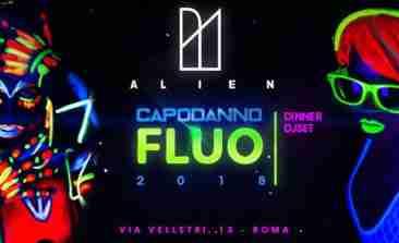 Capodanno Alien Roma