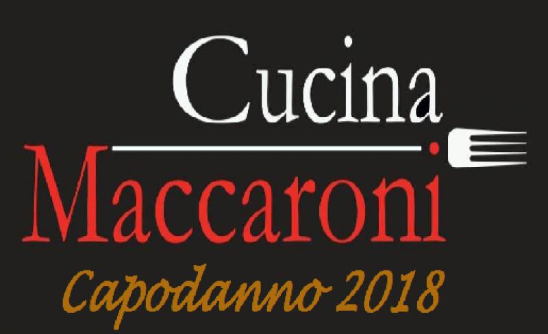 Capodanno Cucina Maccaroni 2018