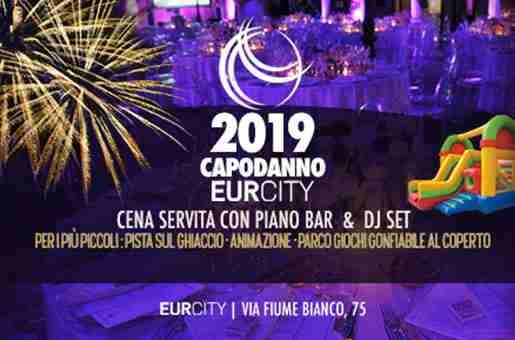 Capodanno Eur City Roma 2019