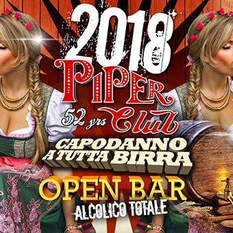 Capodanno Piper Roma
