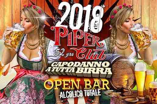 Capodanno Piper 2018