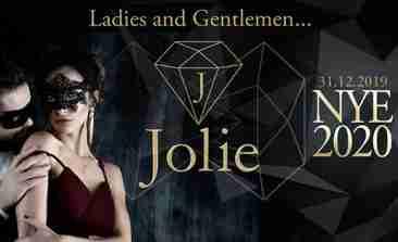 Capodanno 2020 JOLIE  Roma