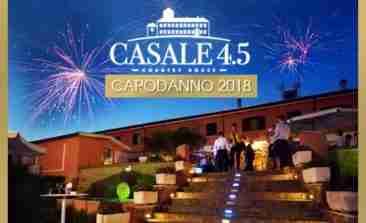 Capodanno Casale 4.5 Roma
