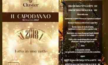 Capodanno Cluster Club Roma
