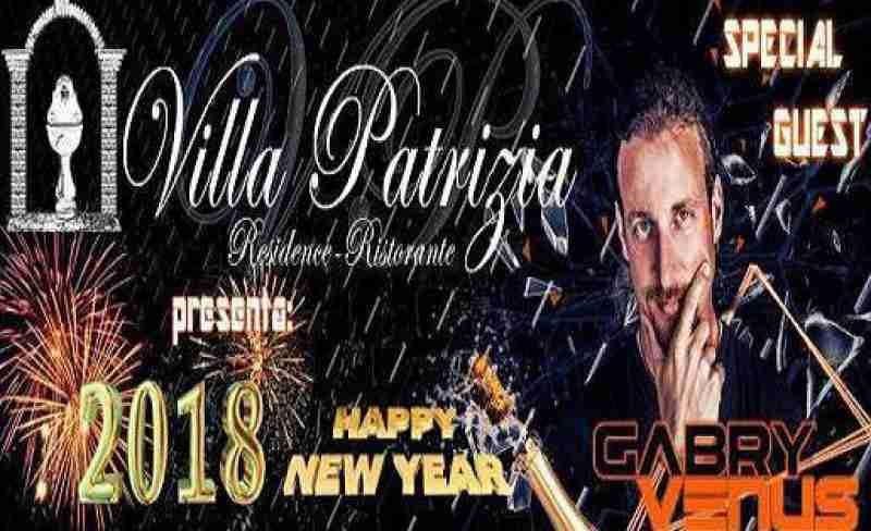 Capodanno Villa Patrizia Roma