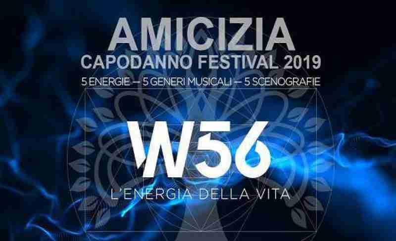 Capodanno Amicizia Pescara 2019 - Festival W56