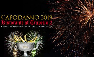 Capodanno Al Trapezio 2 Roma