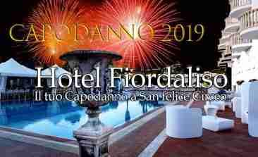 Capodanno Hotel Fiordaliso Latina