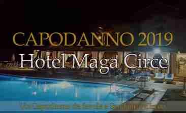 Capodanno Hotel Maga Circe Latina