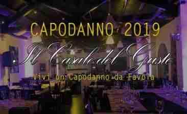 Capodanno Casale Del Gusto Roma Eur