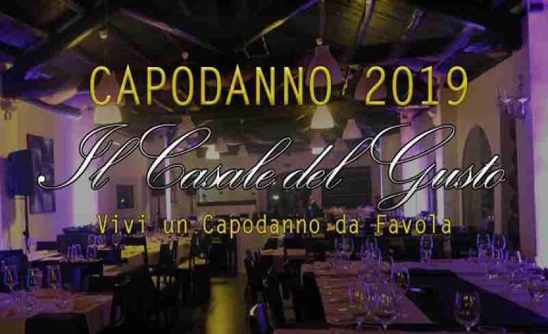 Capodanno Il Casale Del Gusto Roma