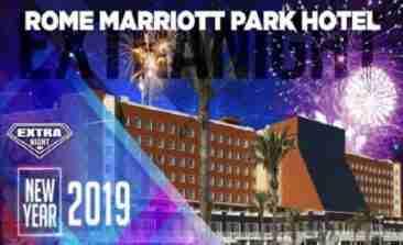 Capodanno Marriott Park Hotel Roma