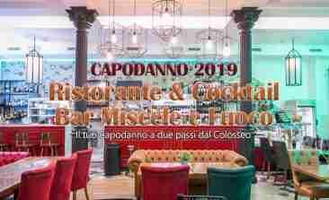 Capodanno Miscele e Fuoco Roma