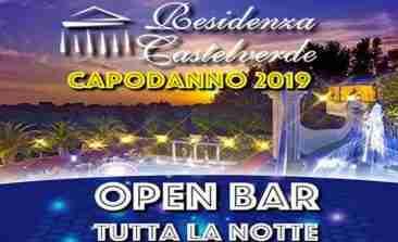 Capodanno Residenza Castelverde Roma