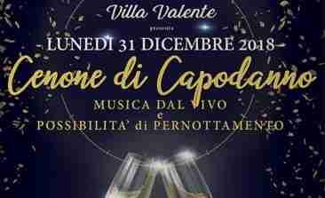Capodanno Villa Valente Roma