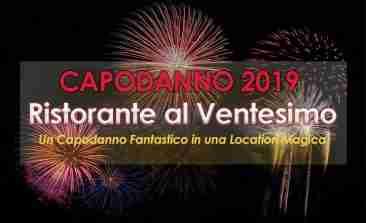 Capodanno Al Ventesimo Roma