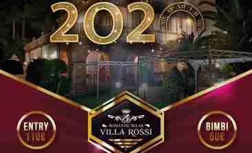 Capodanno Villa Rossi 2020
