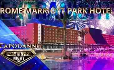 Capodanno 2020 Marriott Park Hotel Roma