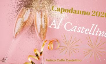 Capodanno Antico Caffè Castellino Roma