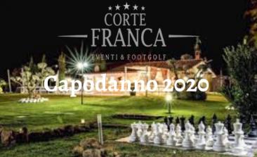 Capodanno 2020 Corte Franca Roma