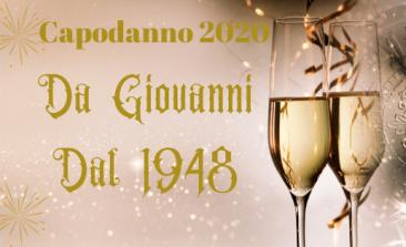 Capodanno 2020 Antica Osteria Da Giovanni