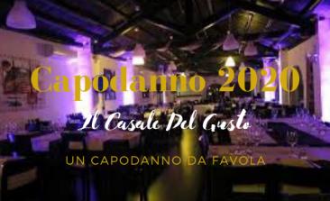 Capodanno 2020 Casale Del Gusto