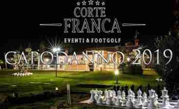 Capodanno Corte Franca Roma