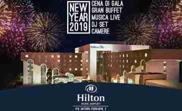 Capodanno Hilton Roma