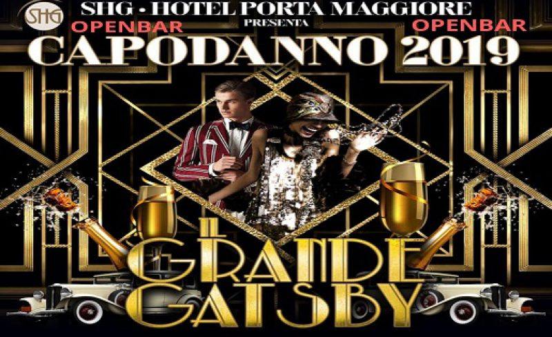 Capodanno SHG Hotel Porta Maggiore Roma