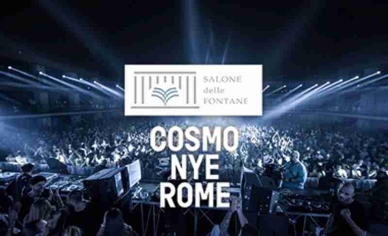 Capodanno Salone Tre Fontane Roma