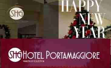 Capodanno Sgh Hotel Porta Maggiore Roma