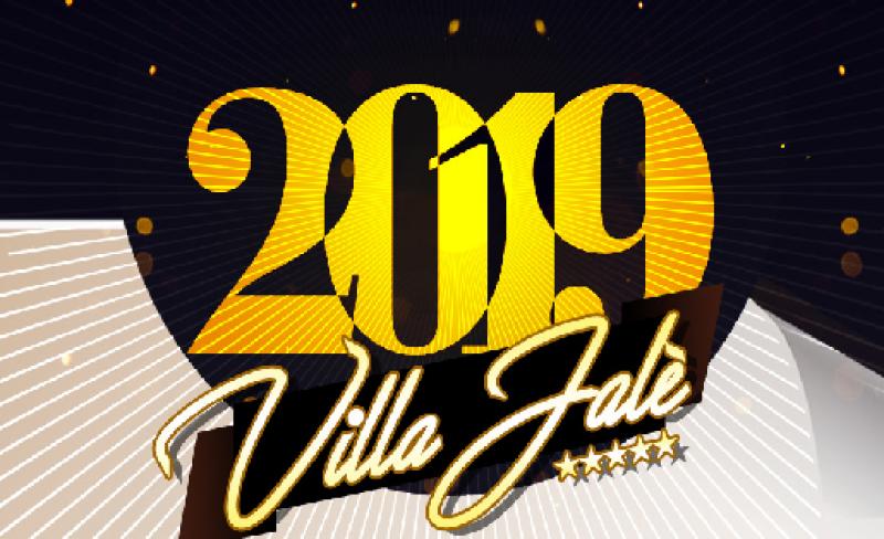 Capodanno Villa Jale Latina