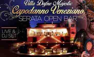 Capodanno Villa Majestic Roma