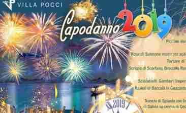 Capodanno Villa Pocci Roma