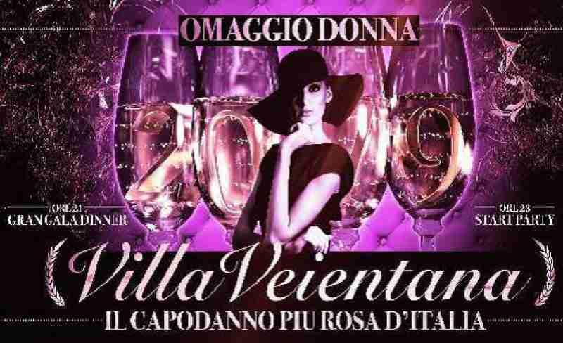 Capodanno Villa Veientana Roma