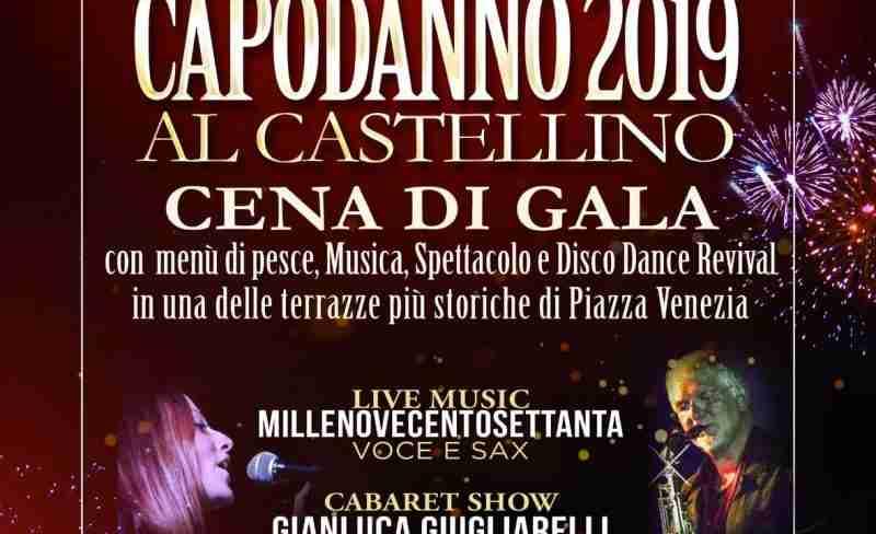 Capodanno all'antico Castellino Roma