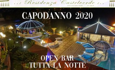 Capodanno 2020 Residenza Castelverde