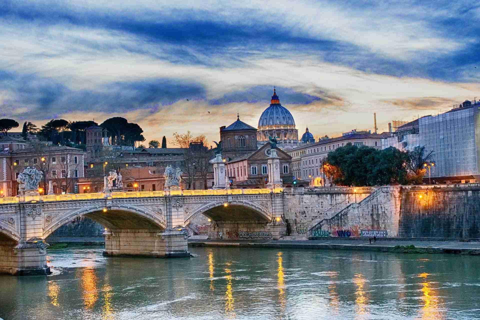 lungotevere Roma