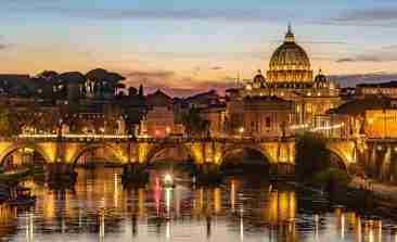 Perché trascorrere il Capodanno 2020 a Roma?