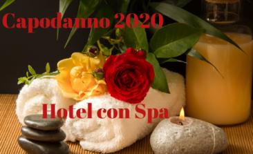 Capodanno 2020 in Hotel con Spa