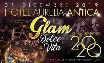 Capodanno 2020 Hotel Aurelia Antica