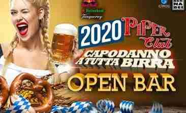 Capodanno 2020 Piper: Open Bar